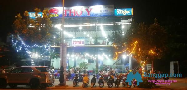 Cần sang quán nhậu nằm khu đân cư đông đúc mặt tiền đường Võ Nguyên Giáp, phường Mân Thái, quận Sơn Trà, Đà Nẵng.